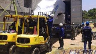 Servicio Montacarga en Riohacha